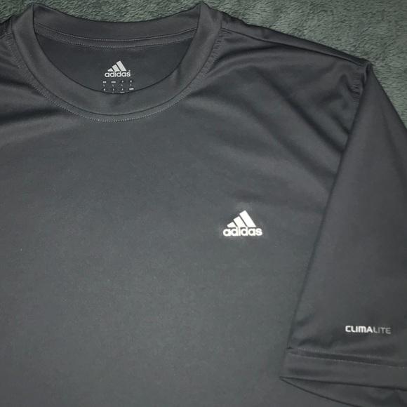 eca1e9937 adidas Shirts | Climalite Mens Athletic Shirt | Poshmark